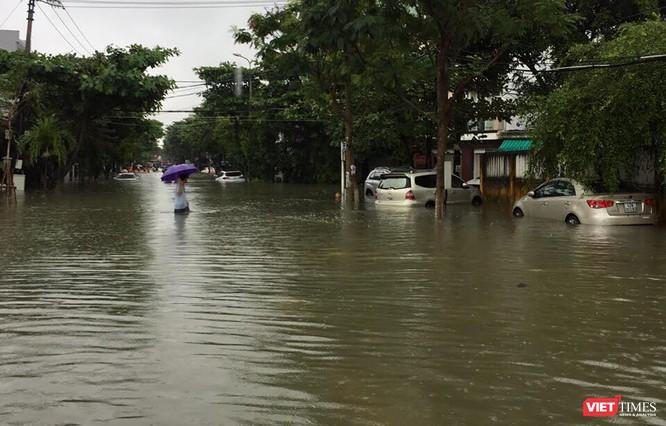 Mưa lớn sẽ tiếp tục, Đà Nẵng khả năng vẫn ngập nặng trong vài ngày tới ảnh 10