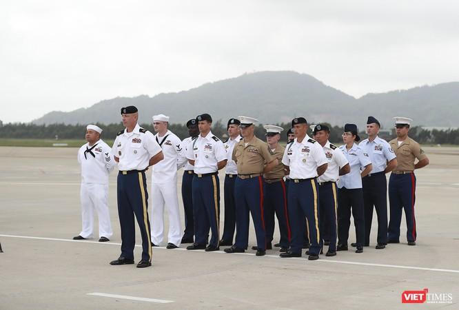 Việt Nam bàn giao thêm 3 bộ hài cốt quân nhân Mỹ ảnh 3