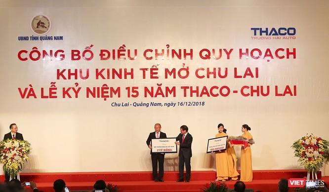Quảng Nam: Công bố điều chỉnh quy hoạch Khu Kinh tế mở Chu Lai ảnh 7