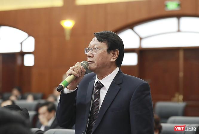 Đề xuất đưa chỉ tiêu giải tỏa đền bù làm tiêu chí đánh giá năng lực lãnh đạo của Chủ tịch quận, huyện ảnh 4