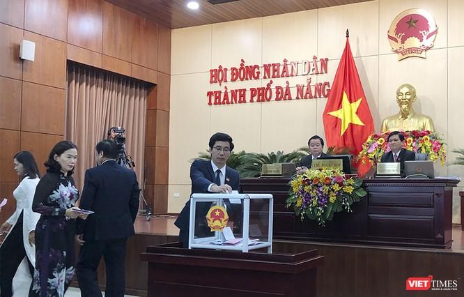 Chủ tịch Đà Nẵng Huỳnh Đức Thơ được 29/46 phiếu tín nhiệm cao ảnh 3