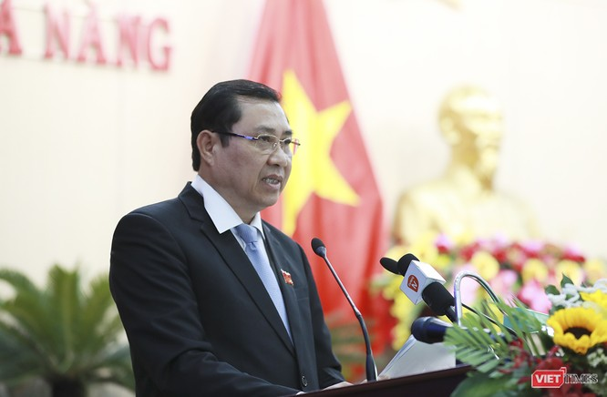 Chủ tịch Đà Nẵng Huỳnh Đức Thơ được 29/46 phiếu tín nhiệm cao ảnh 2