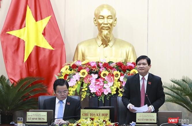 Đà Nẵng: Đã lấy phiếu tín nhiệm 24 chức danh, sáng mai sẽ công bố kết quả ảnh 1