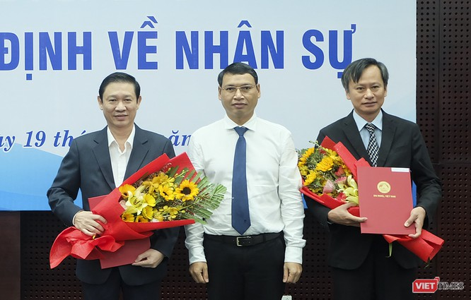 Bí thư quận Ngũ Hành Sơn làm Phó Chủ tịch UBND TP Đà Nẵng ảnh 4