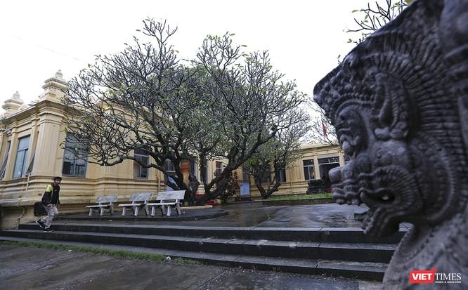 Cận cảnh 4 bảo vật quốc gia đang được lưu giữ ở Đà Nẵng ảnh 1