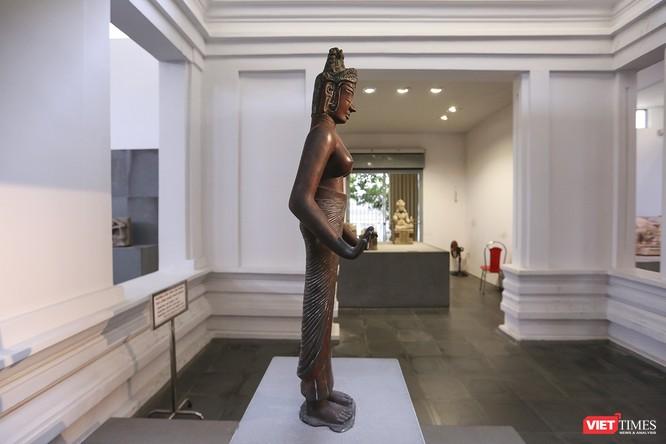 Cận cảnh 4 bảo vật quốc gia đang được lưu giữ ở Đà Nẵng ảnh 28