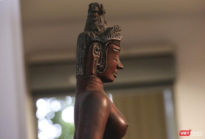 Cận cảnh 4 bảo vật quốc gia đang được lưu giữ ở Đà Nẵng ảnh 34