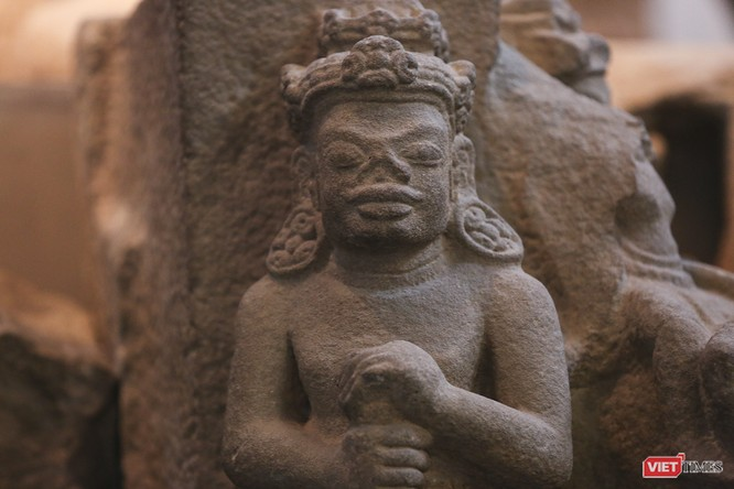 Cận cảnh 4 bảo vật quốc gia đang được lưu giữ ở Đà Nẵng ảnh 15