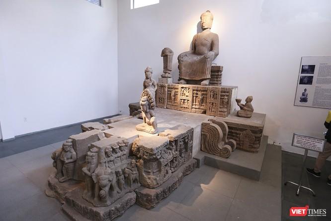 Cận cảnh 4 bảo vật quốc gia đang được lưu giữ ở Đà Nẵng ảnh 2