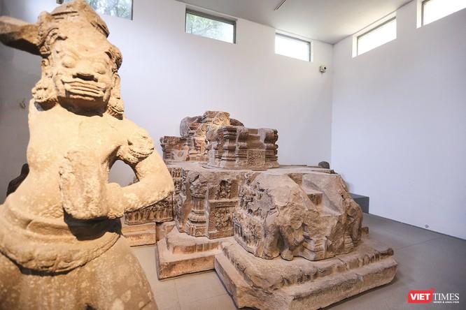 Cận cảnh 4 bảo vật quốc gia đang được lưu giữ ở Đà Nẵng ảnh 17