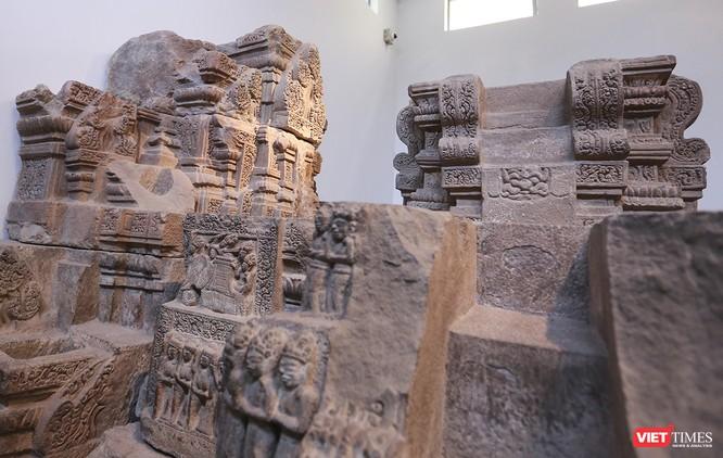 Cận cảnh 4 bảo vật quốc gia đang được lưu giữ ở Đà Nẵng ảnh 22