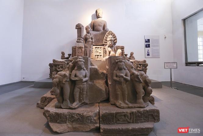 Cận cảnh 4 bảo vật quốc gia đang được lưu giữ ở Đà Nẵng ảnh 3