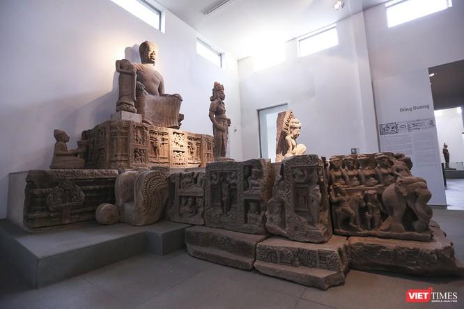Cận cảnh 4 bảo vật quốc gia đang được lưu giữ ở Đà Nẵng ảnh 4