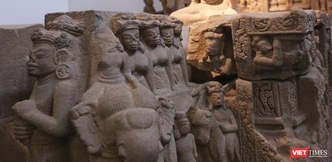 Cận cảnh 4 bảo vật quốc gia đang được lưu giữ ở Đà Nẵng ảnh 9