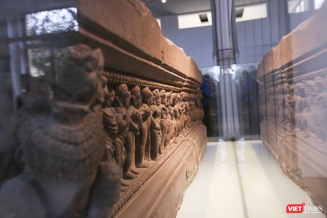 Cận cảnh 4 bảo vật quốc gia đang được lưu giữ ở Đà Nẵng ảnh 50