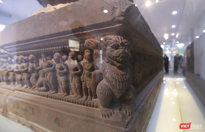 Cận cảnh 4 bảo vật quốc gia đang được lưu giữ ở Đà Nẵng ảnh 51