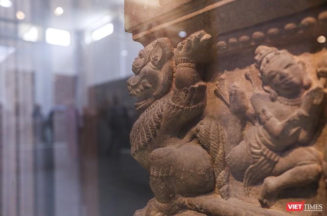 Cận cảnh 4 bảo vật quốc gia đang được lưu giữ ở Đà Nẵng ảnh 52