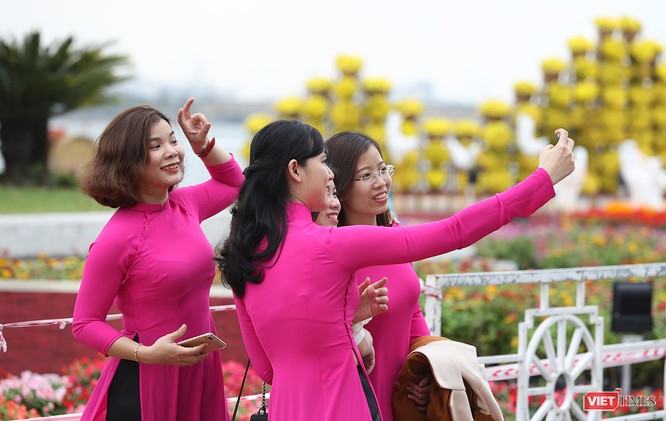 Đà Nẵng rộn ràng sửa soạn đón Xuân Kỷ Hợi 2019 ảnh 3