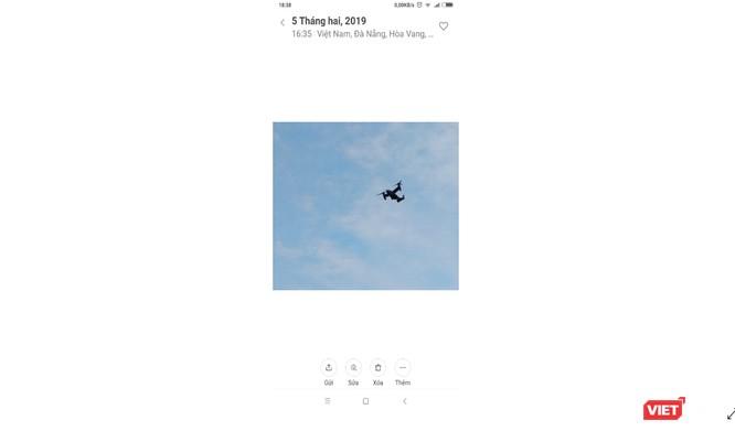"""Xuất hiện """"siêu máy bay"""" MV-22 Osprey trên bầu trời Đà Nẵng ảnh 1"""