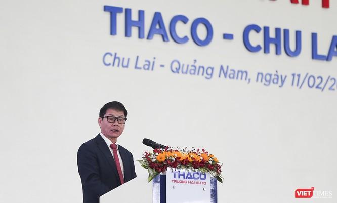 Năm 2019, Thaco đặt mục tiêu bán tối thiểu 110.000 xe ô tô ảnh 1