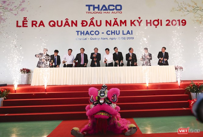 Năm 2019, Thaco đặt mục tiêu bán tối thiểu 110.000 xe ô tô ảnh 5