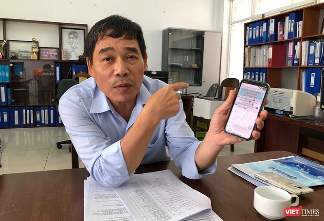 Đến khi nào nước sinh hoạt ở Đà Nẵng mới hết cặn bẩn, nhiễm mặn? ảnh 2