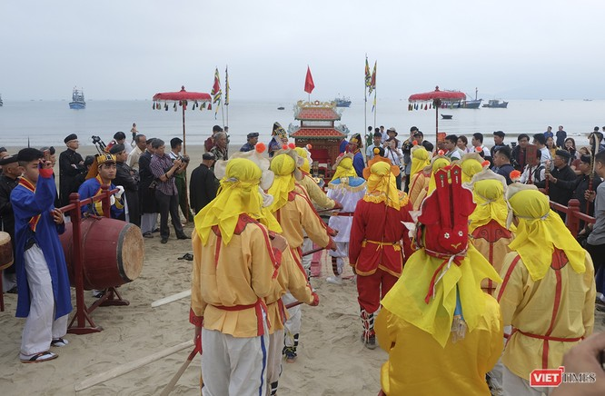 Lễ hội Cầu ngư Đà Nẵng được vinh danh là di sản văn hóa phi vật thể Quốc gia ảnh 13