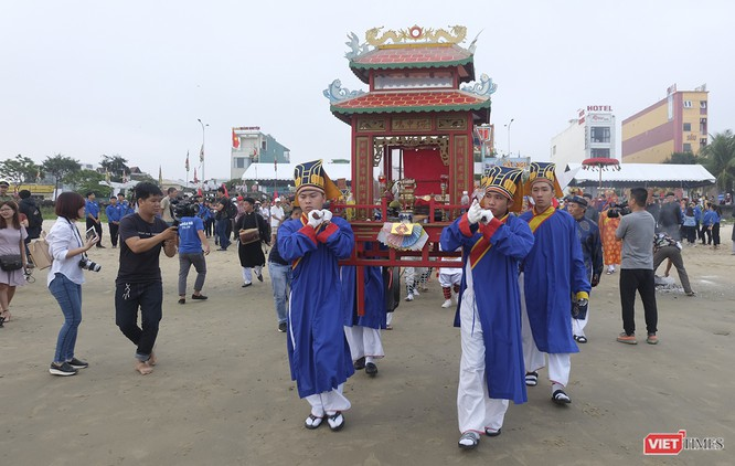 Lễ hội Cầu ngư Đà Nẵng được vinh danh là di sản văn hóa phi vật thể Quốc gia ảnh 14