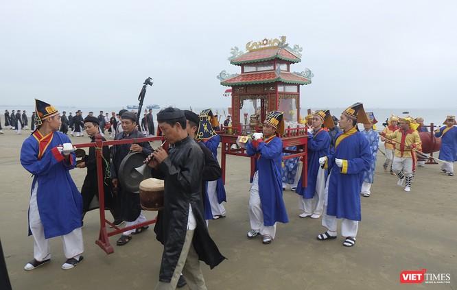 Lễ hội Cầu ngư Đà Nẵng được vinh danh là di sản văn hóa phi vật thể Quốc gia ảnh 15