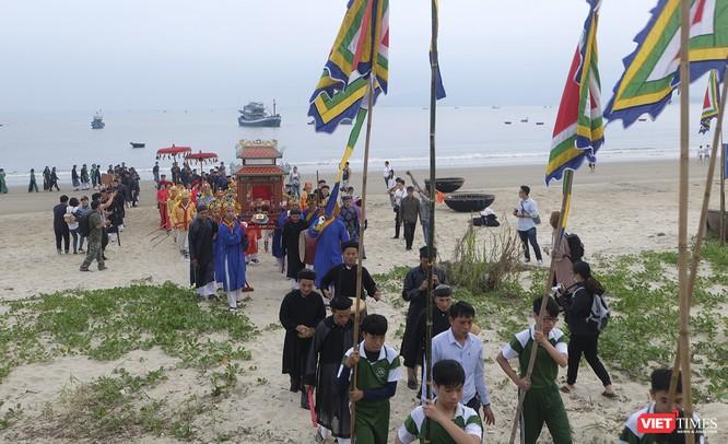 Lễ hội Cầu ngư Đà Nẵng được vinh danh là di sản văn hóa phi vật thể Quốc gia ảnh 16