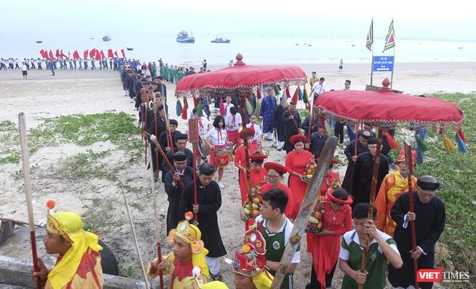 Lễ hội Cầu ngư Đà Nẵng được vinh danh là di sản văn hóa phi vật thể Quốc gia ảnh 17