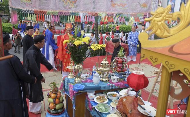 Lễ hội Cầu ngư Đà Nẵng được vinh danh là di sản văn hóa phi vật thể Quốc gia ảnh 8