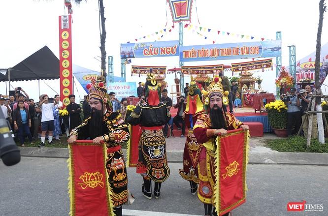 Lễ hội Cầu ngư Đà Nẵng được vinh danh là di sản văn hóa phi vật thể Quốc gia ảnh 18