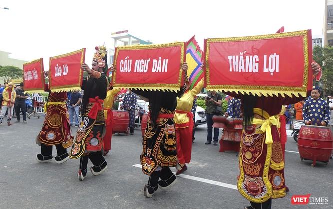 Lễ hội Cầu ngư Đà Nẵng được vinh danh là di sản văn hóa phi vật thể Quốc gia ảnh 19