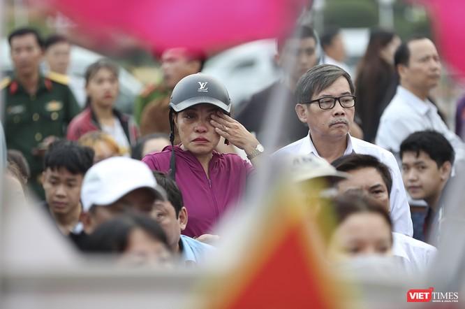 Chùm ảnh: Những khoảnh khắc xúc động trong Lễ giao nhận quân Đà Nẵng 2019 ảnh 10