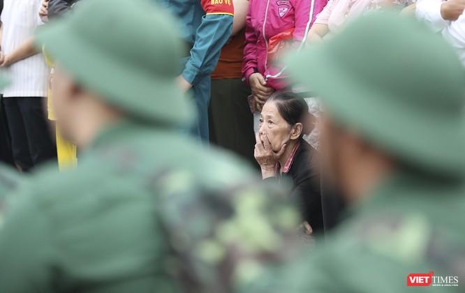 Chùm ảnh: Những khoảnh khắc xúc động trong Lễ giao nhận quân Đà Nẵng 2019 ảnh 13