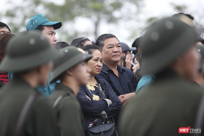 Chùm ảnh: Những khoảnh khắc xúc động trong Lễ giao nhận quân Đà Nẵng 2019 ảnh 14