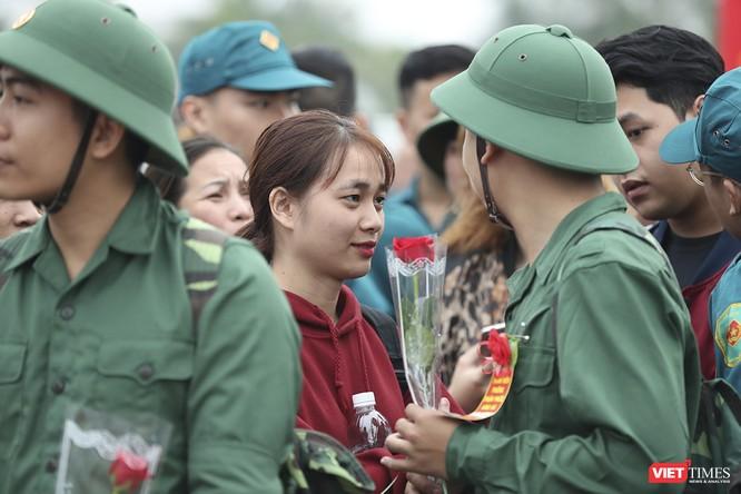 Chùm ảnh: Những khoảnh khắc xúc động trong Lễ giao nhận quân Đà Nẵng 2019 ảnh 21