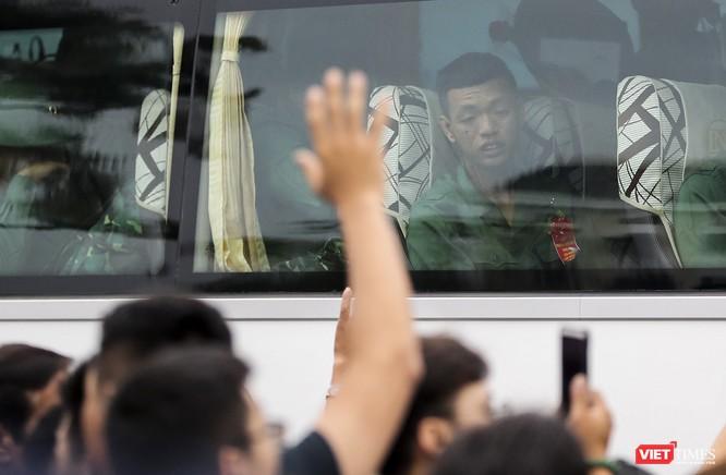 Chùm ảnh: Những khoảnh khắc xúc động trong Lễ giao nhận quân Đà Nẵng 2019 ảnh 24