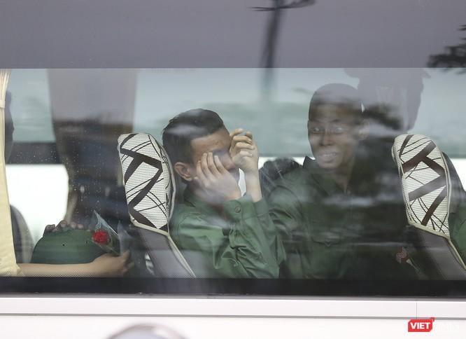 Chùm ảnh: Những khoảnh khắc xúc động trong Lễ giao nhận quân Đà Nẵng 2019 ảnh 26