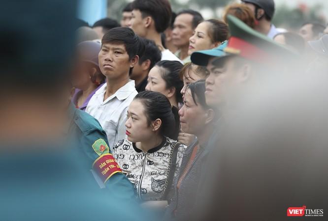 Chùm ảnh: Những khoảnh khắc xúc động trong Lễ giao nhận quân Đà Nẵng 2019 ảnh 27