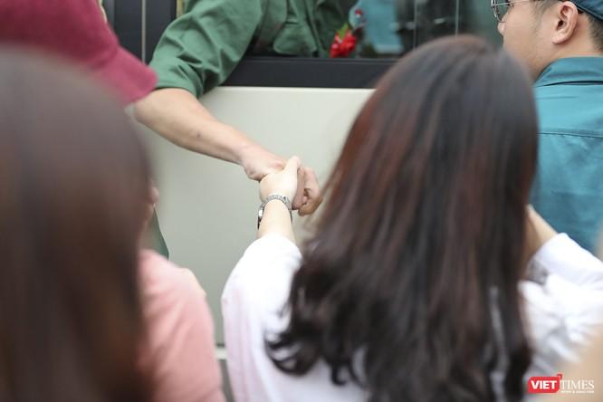 Chùm ảnh: Những khoảnh khắc xúc động trong Lễ giao nhận quân Đà Nẵng 2019 ảnh 29