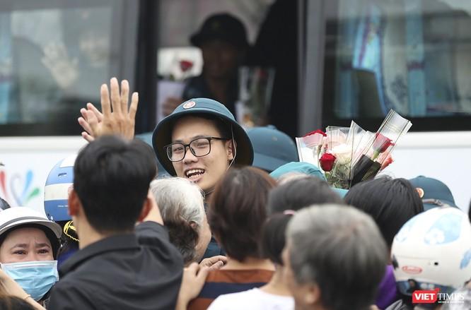 Chùm ảnh: Những khoảnh khắc xúc động trong Lễ giao nhận quân Đà Nẵng 2019 ảnh 30
