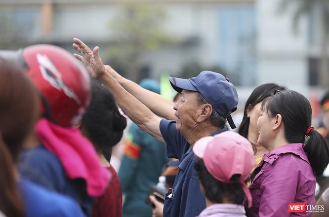 Chùm ảnh: Những khoảnh khắc xúc động trong Lễ giao nhận quân Đà Nẵng 2019 ảnh 31