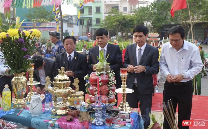 Lễ hội Cầu ngư Đà Nẵng được vinh danh là di sản văn hóa phi vật thể Quốc gia ảnh 10