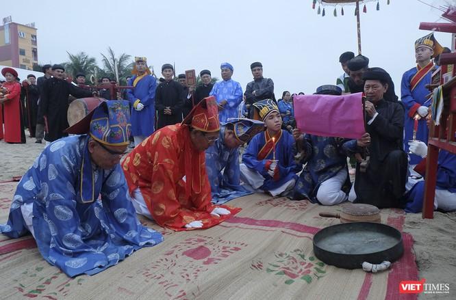 Lễ hội Cầu ngư Đà Nẵng được vinh danh là di sản văn hóa phi vật thể Quốc gia ảnh 6