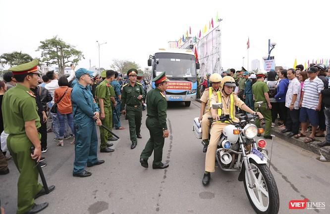 Chùm ảnh: Những khoảnh khắc xúc động trong Lễ giao nhận quân Đà Nẵng 2019 ảnh 36