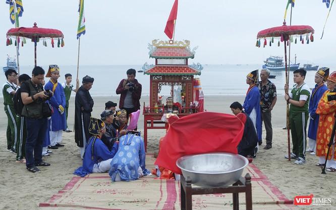Lễ hội Cầu ngư Đà Nẵng được vinh danh là di sản văn hóa phi vật thể Quốc gia ảnh 7