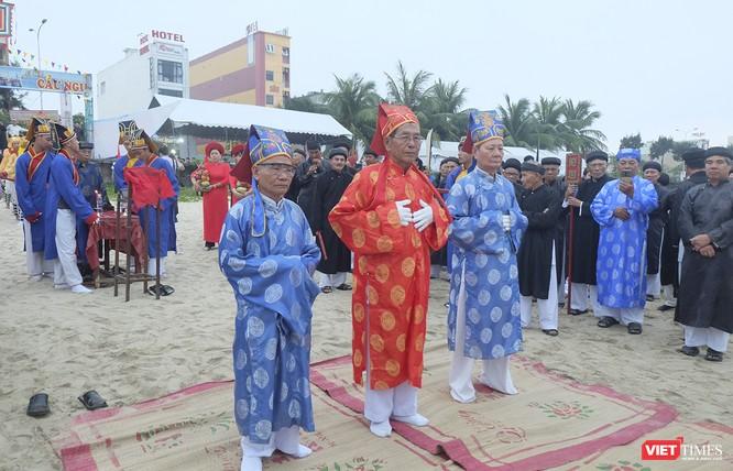 Lễ hội Cầu ngư Đà Nẵng được vinh danh là di sản văn hóa phi vật thể Quốc gia ảnh 5