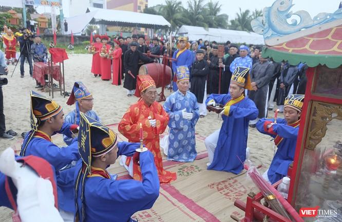 Lễ hội Cầu ngư Đà Nẵng được vinh danh là di sản văn hóa phi vật thể Quốc gia ảnh 3